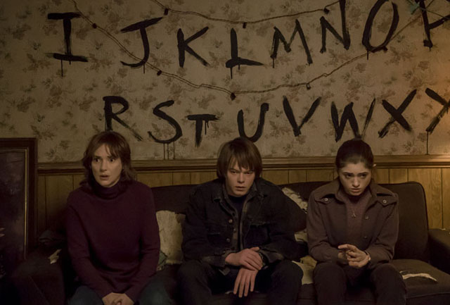 Stranger Things Photos: Winona Ryder Goes Supernatural