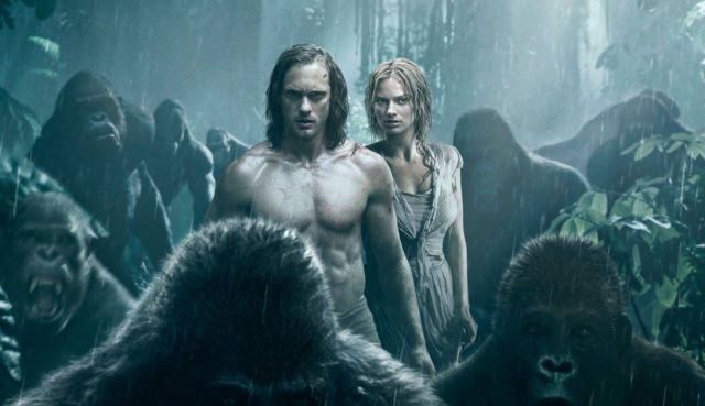 Welcome to the Jungle in a New Tarzan Poster