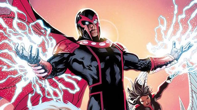 The X-Men Magneto spotlight winds down with the more recent Uncanny X-Men series.