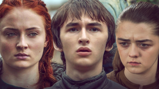 Game of Thrones: House Stark's Remaining Children