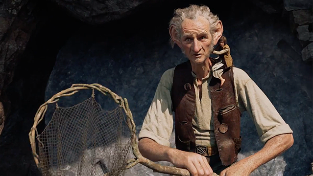 New BFG Clips and Featurette Have Big Giants and Big Heart