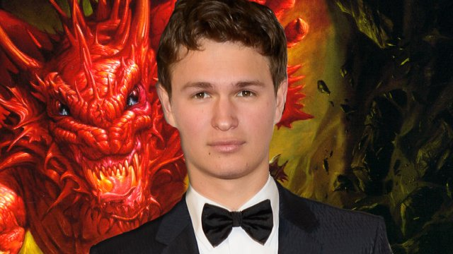Ansel Elgort is in early talks to headline WB's Dungeons and Dragons movie.
