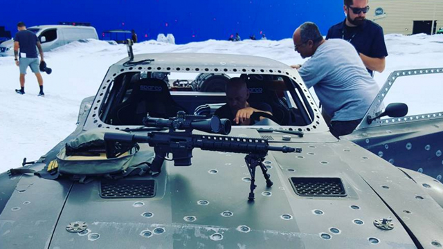 Check Out Fast 8 Behind the Scenes Photos!