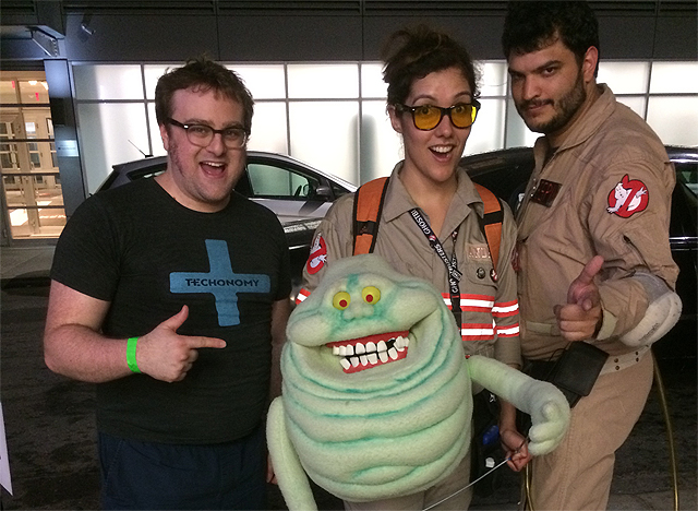 Check Out Our BBQ Films Ghostbusters HQ Gallery!
