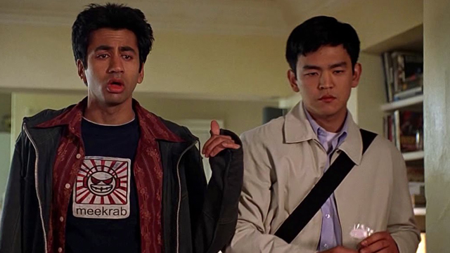 Harold and Kumar Go to White Castle is one of the most popular entries on our John Cho movies list.