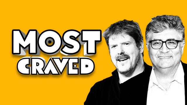 Most Craved welcomes John DiMaggio and Maurice LaMarche!