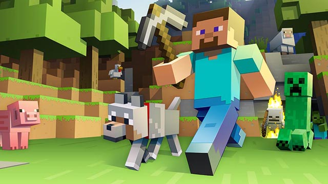 'Minecraft' Movie Loses Director Rob McElhenney, Finds New Writers