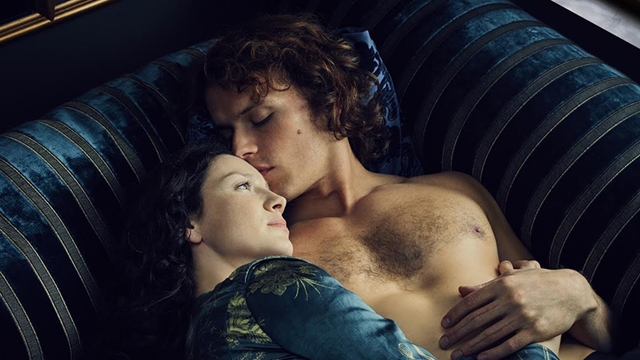 Outlander books three and four are coming to Starz.