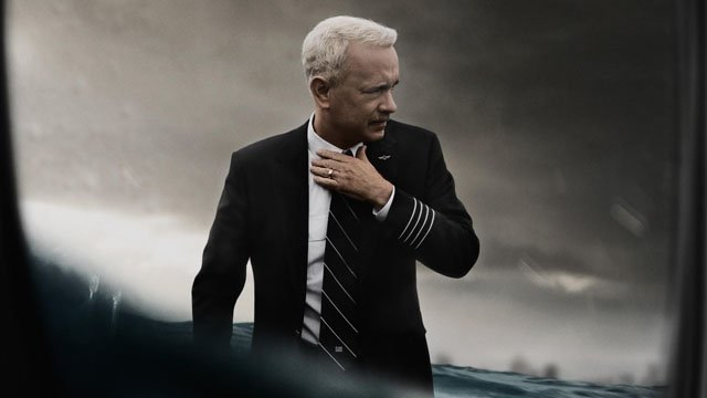 Watch Tom Hanks in the Sully trailer.