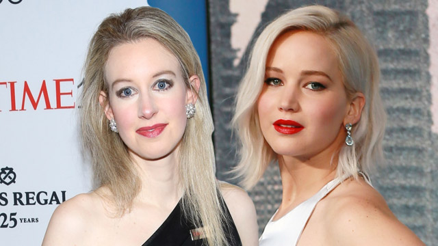 Jennifer Lawrence and Adam McKay Team for Elizabeth Holmes Movie