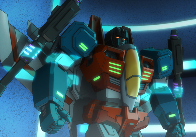 First Look at Transformers: Combiner Wars Series