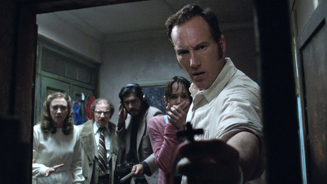 Check out a full gallery of Conjuring 2 photos.