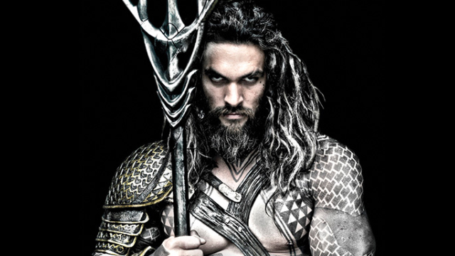 Justice League: Aquaman Test Footage Shows the Underwater Hero