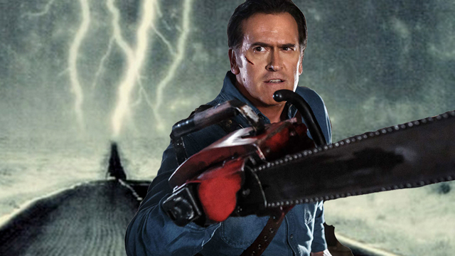The Starz SDCC plans include panel for Ash vs Evil Dead and American Gods.