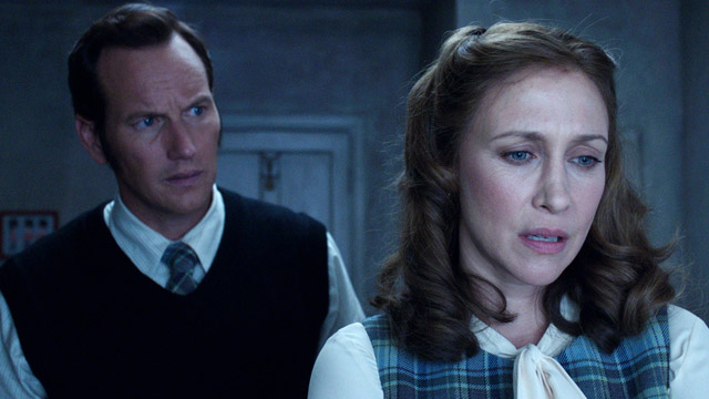 CS Video: James Wan and The Conjuring 2 Cast