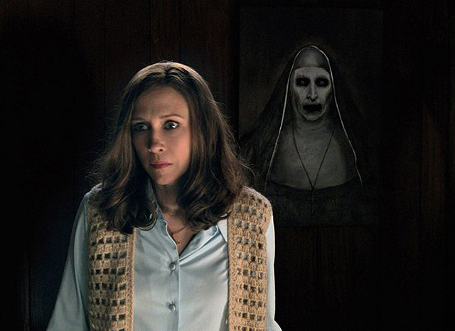 Conjuring Spinoff The Nun to be Directed by Corin Hardy