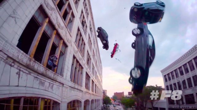 Fast Stunt Video Released By Universal Pictures - Behind the scenes fast and furious 7 stunts