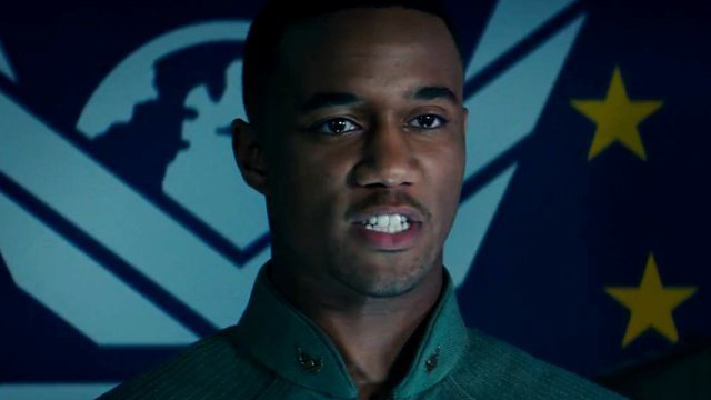 Jessie Usher is part of the Independence Day Resurgence cast.
