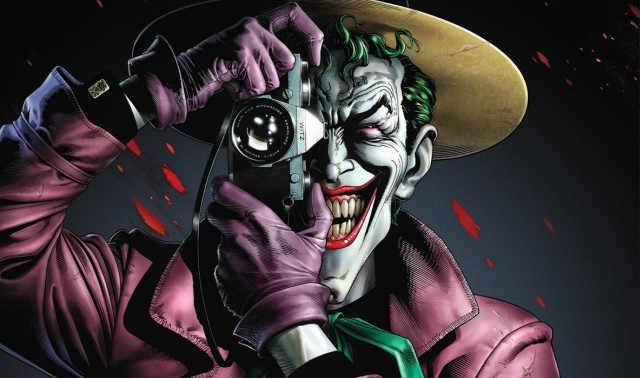 Batman: The Killing Joke to Play in Theaters for One Night Only!