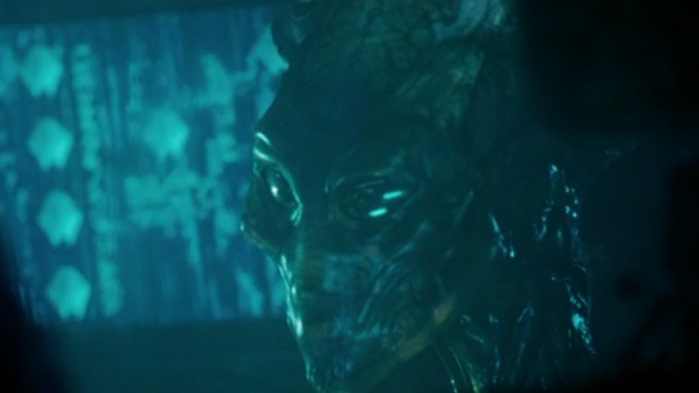 The Independence Day aliens have been described as space locusts.