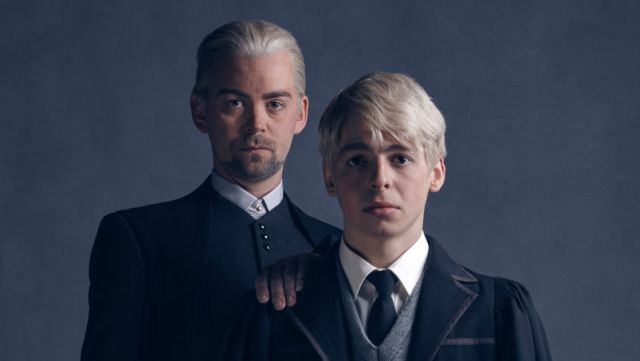 Meet the Malfoys from Harry Potter and the Cursed Child!