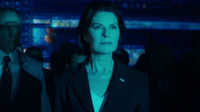 Sela Ward is part of the Independence Day Resurgence cast.