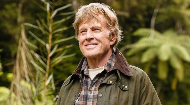 David Lowery directs Robert Redford in Pete's Dragon.