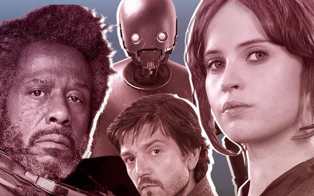 Rogue One Character Details Revealed!