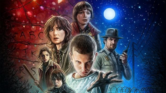 The New Stranger Things Trailer Delivers Amblin Vibes Aplenty