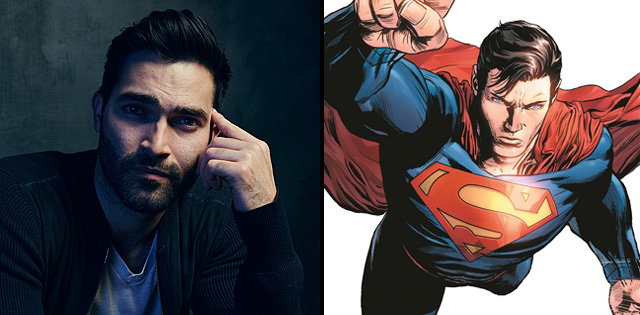 Superman Actor Cast for Supergirl on The CW