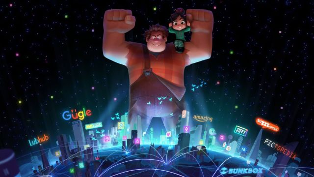 Walt Disney Animation Announces Wreck-It Ralph 2 for 2018!