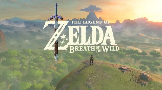 The Legend of Zelda: Breath of the Wild Trailer Revealed!