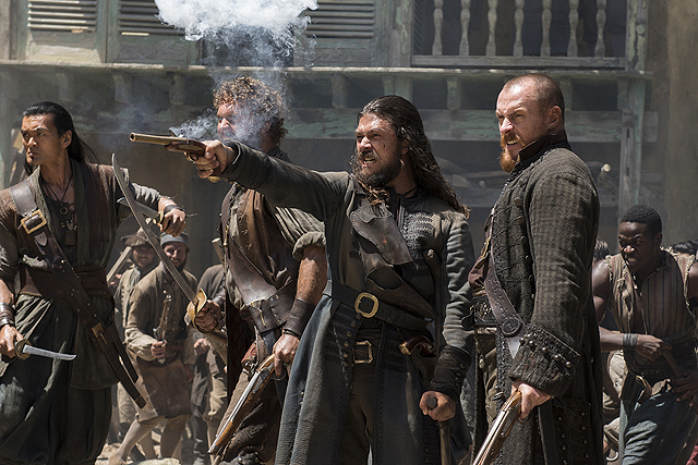 Black Sails Final Season Announced by Starz