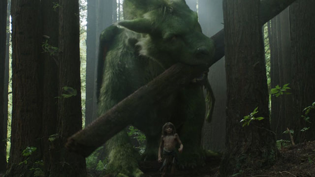 Sing a song of dragons with the new Pete's Dragon TV spot.