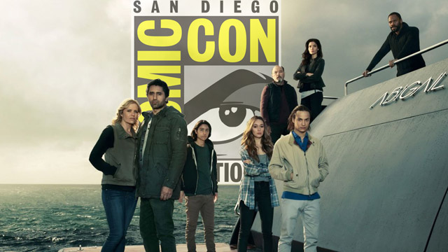 Check out our Fear the Walking Dead panel live blog from SDCC 2016.
