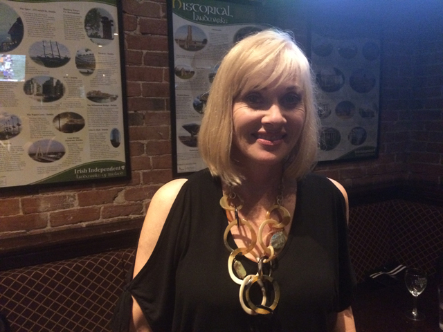Barbara Crampton at Fantasia Fest (Photo: Max Evry)