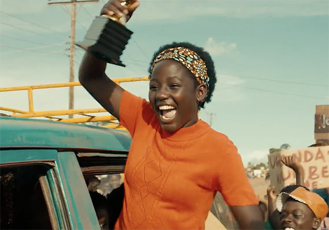 Queen of Katwe TV Spot Shows the Heart of a Champion