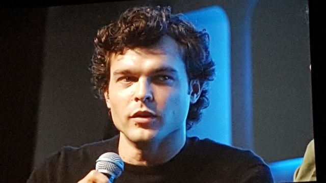 Alden Ehrenreich Confirmed as the New Han Solo at Star Wars Celebration