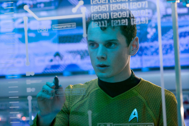 Anton Yelchin Movies: Star Trek (2009)