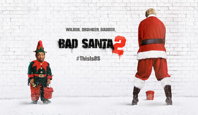 Full Red Band Trailer for 'Bad Santa 2' with Billy Bob Thornton