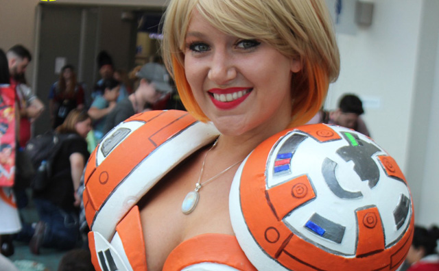Comic-Con 2016 Cosplay Gallery
