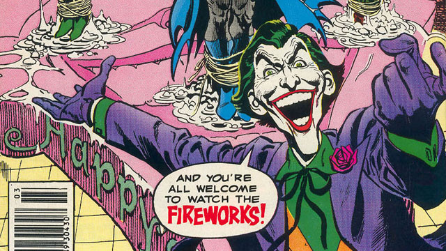 Batman 321 is one of the best Joker comics.