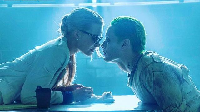 Harleen Quinzel and The Joker Get Close in New Suicide Squad Photo