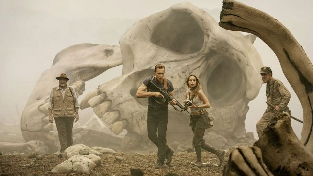 All Hail the King! The Kong: Skull Island Comic-Con Trailer is Here!