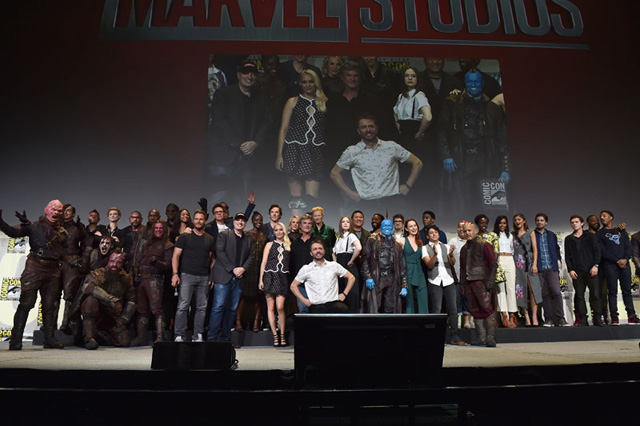 Kevin Feige, Directors and Stars on the Marvel Cinematic Universe