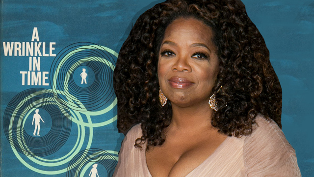 Oprah Winfrey has joined the A Wrinkle in Time movie.