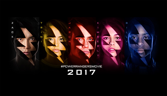 Image result for power rangers 2017 poster