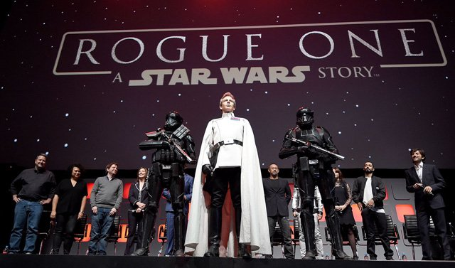 Star Wars Celebration: Photos from the Rogue One Panel