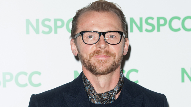 Simon Pegg Movies Spotlight