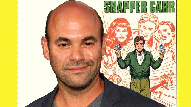 Ian Gomez will play Snapper Carr on Supergirl.